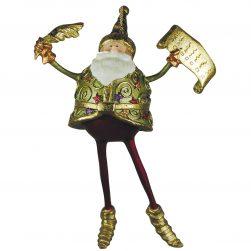 Santas and Wizards