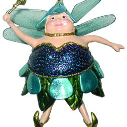 Fairy Christmas Ornaments.Fat Fairy Christmas Ornaments Hand Made And Hand Painted
